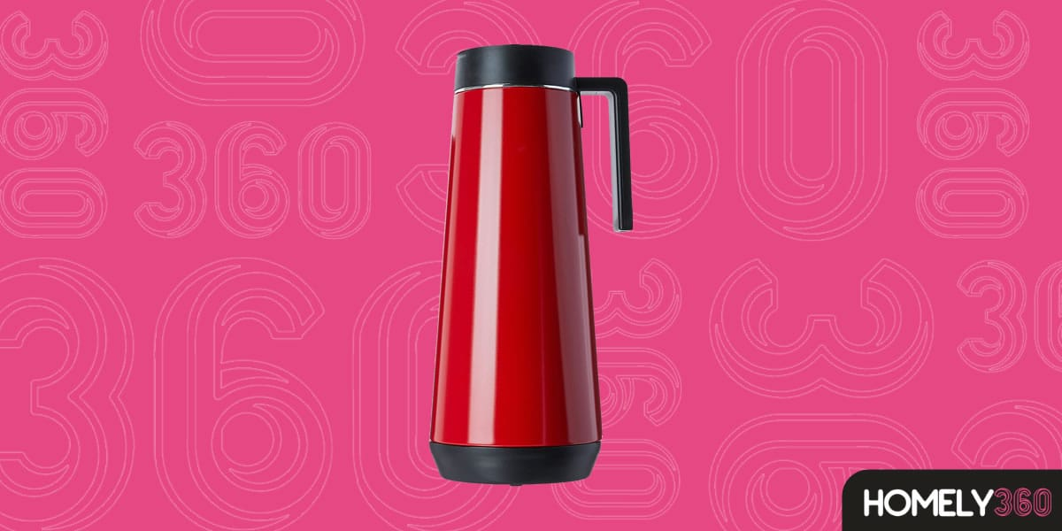 Melhor Garrafa Térmica de Café 1 Litro