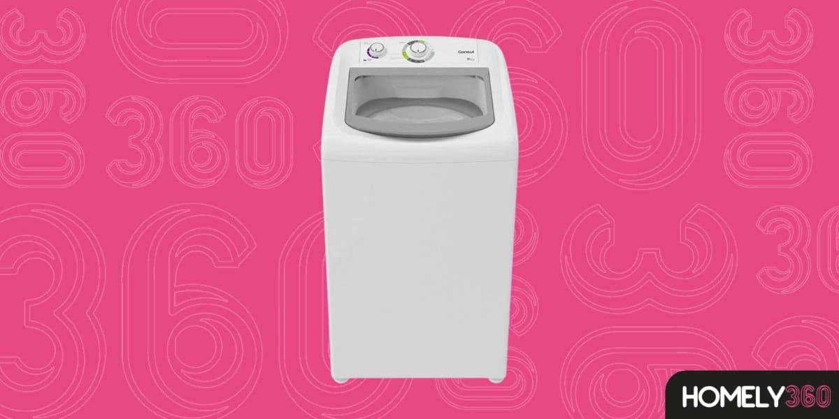 Lavadora de Roupas Consul 9kg CWB09AB
