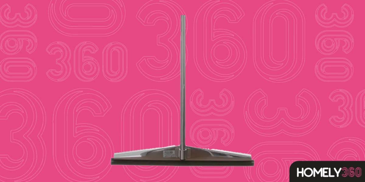Rodo de Alumínio Asa Delta 60cm
