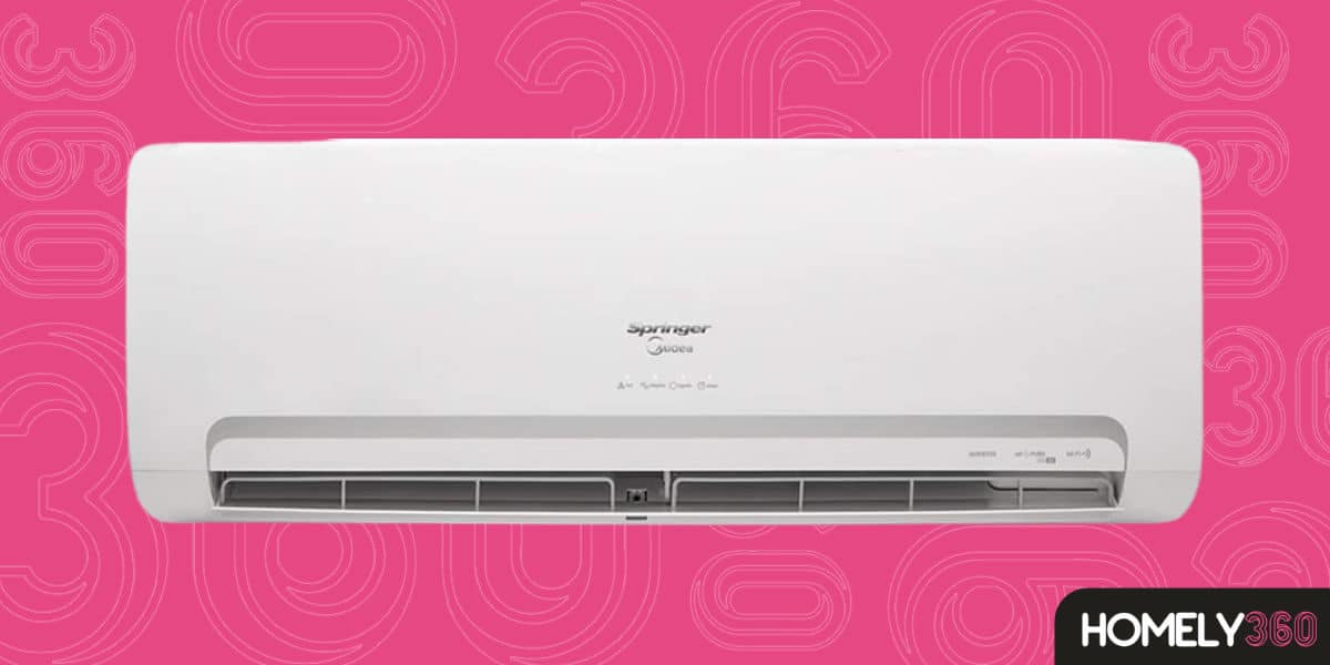 Ar-Condicionado Split HW Inverter Springer Midea