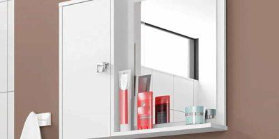 Melhores Espelheiras para Banheiro