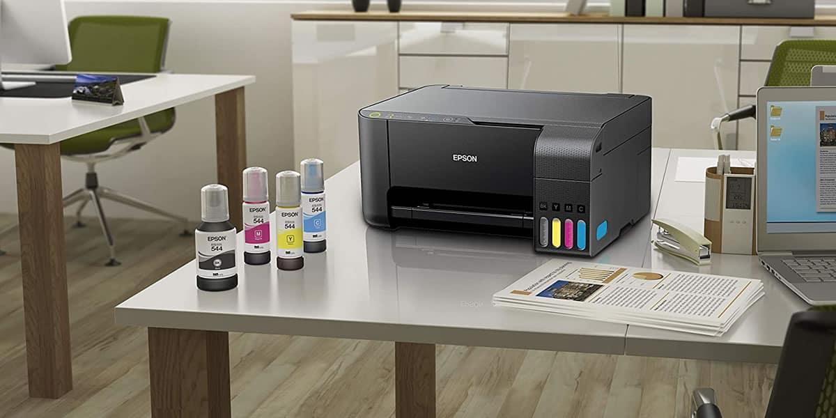 Melhores Impressoras para Escritorio