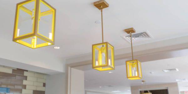 Melhores Luminárias de Teto