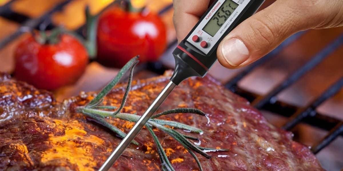 Melhores Termômetros Culinários