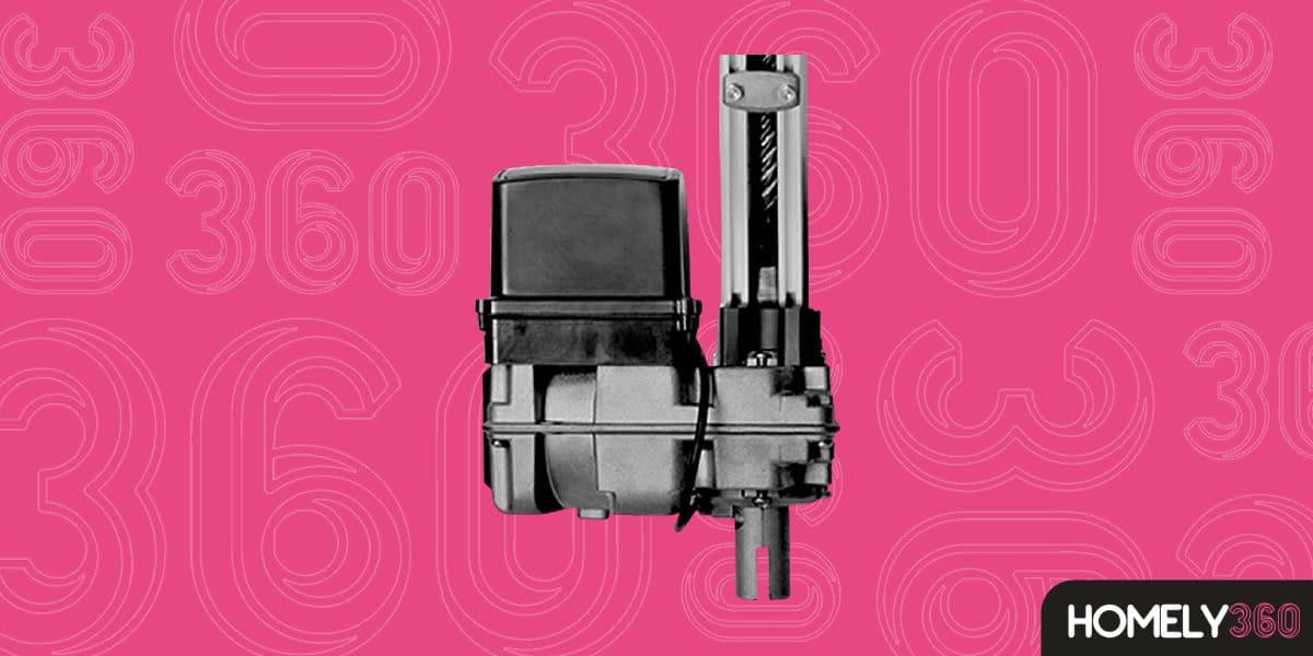 Portão Eletrônico Basculante BV Home Smart SP