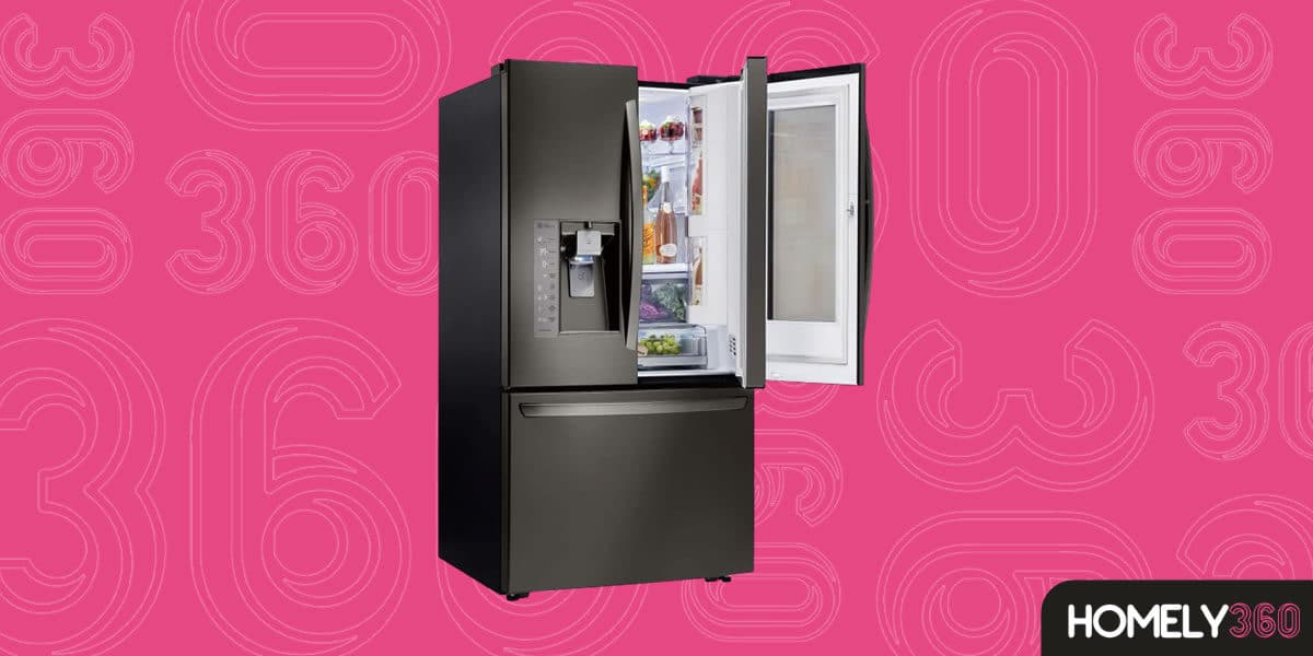 Refrigerador LG French Door Monarch
